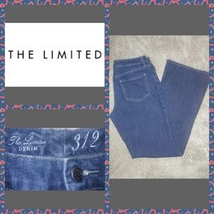 💥 The Limited 312 Denim Jeans